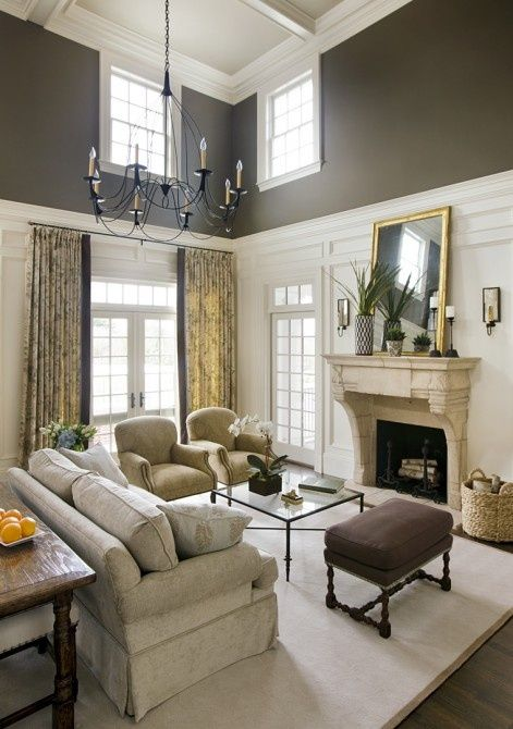 decorating ideas for high ceilings ℳץ Ɗrɛɑɱ ℋօuʂɛ pinterest