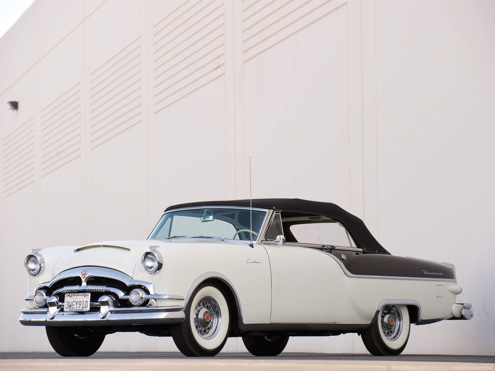 Packard Caribbean Convertible 1954