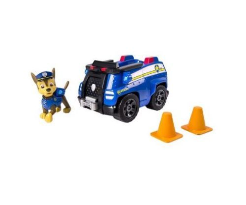 Paw Patrol Chase/'s Spy Cruiser Vehicle and Figure works with Paw Patroller