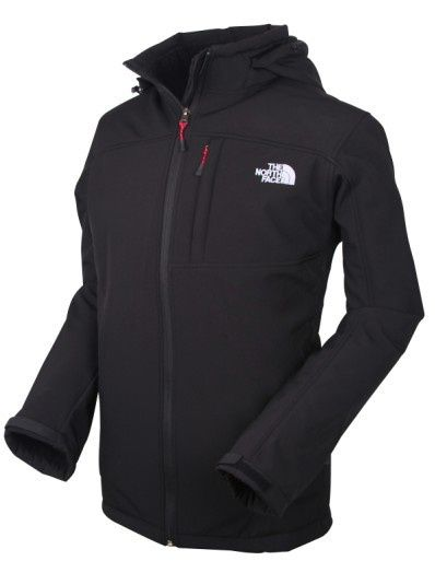 Mens The North Face Gore Tex Windstopper Jacket Black