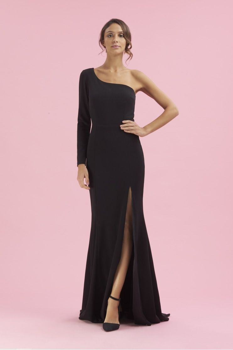 34fc1118444 Biarritz One Shoulder Gown | One Shoulder Gowns | One shoulder gown ...