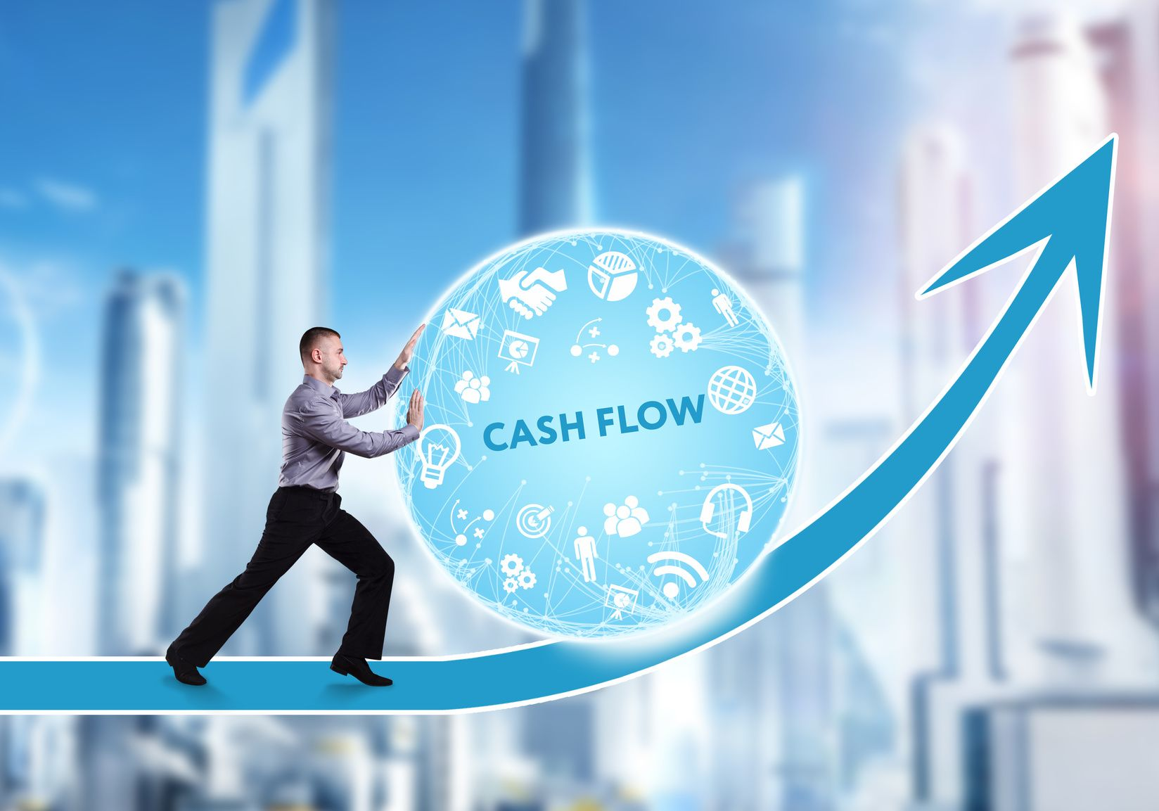 Steps To Measure And Solving Cash Flow Problems