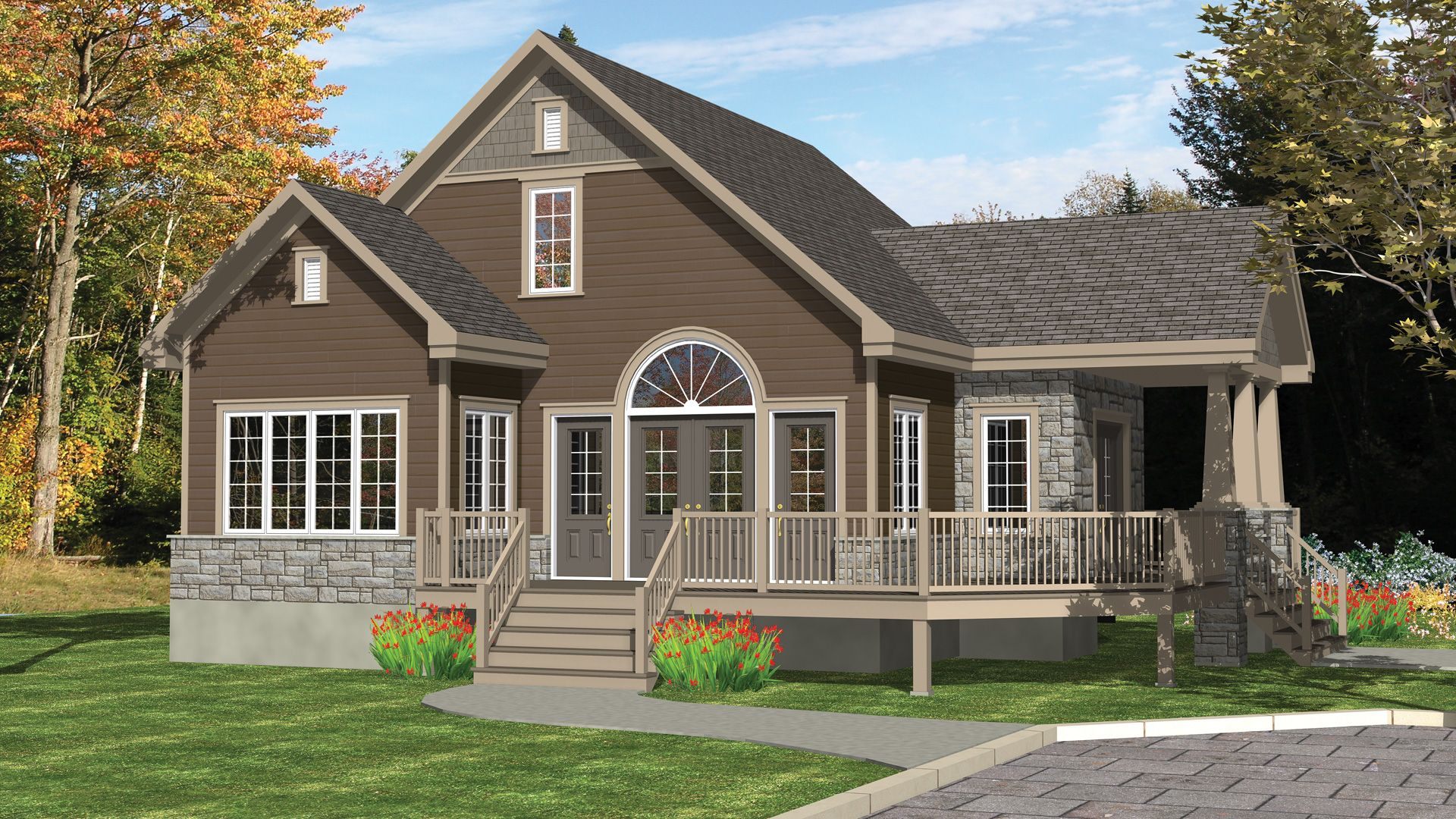 The design of the Escape home will exceed your expectations! Your ...