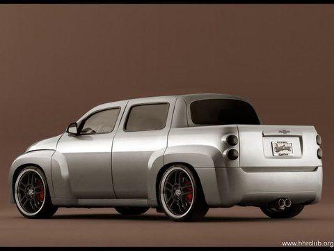Hhr Pickup Chevy Hhr Chevrolet Chevy