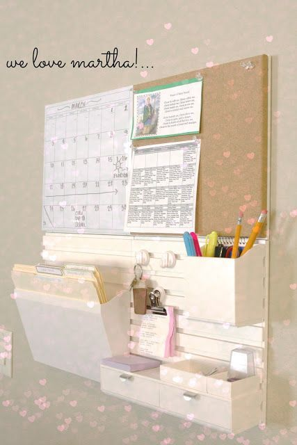 Photo of Martha Stewart Wall Manager Review + a Giveaway! – simply organized