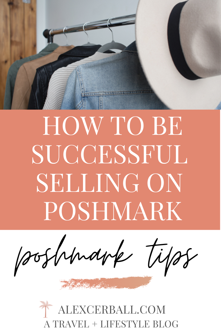 How To Sell Clothes On Poshmark And Be Successful Selling Clothes How To Sell Clothes Things To Sell