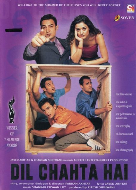 Dil Chahta Hai 2001 Another Completed Bollywood Movie To Add To The List Full Movies Online Free Full Movies Full Movies Online