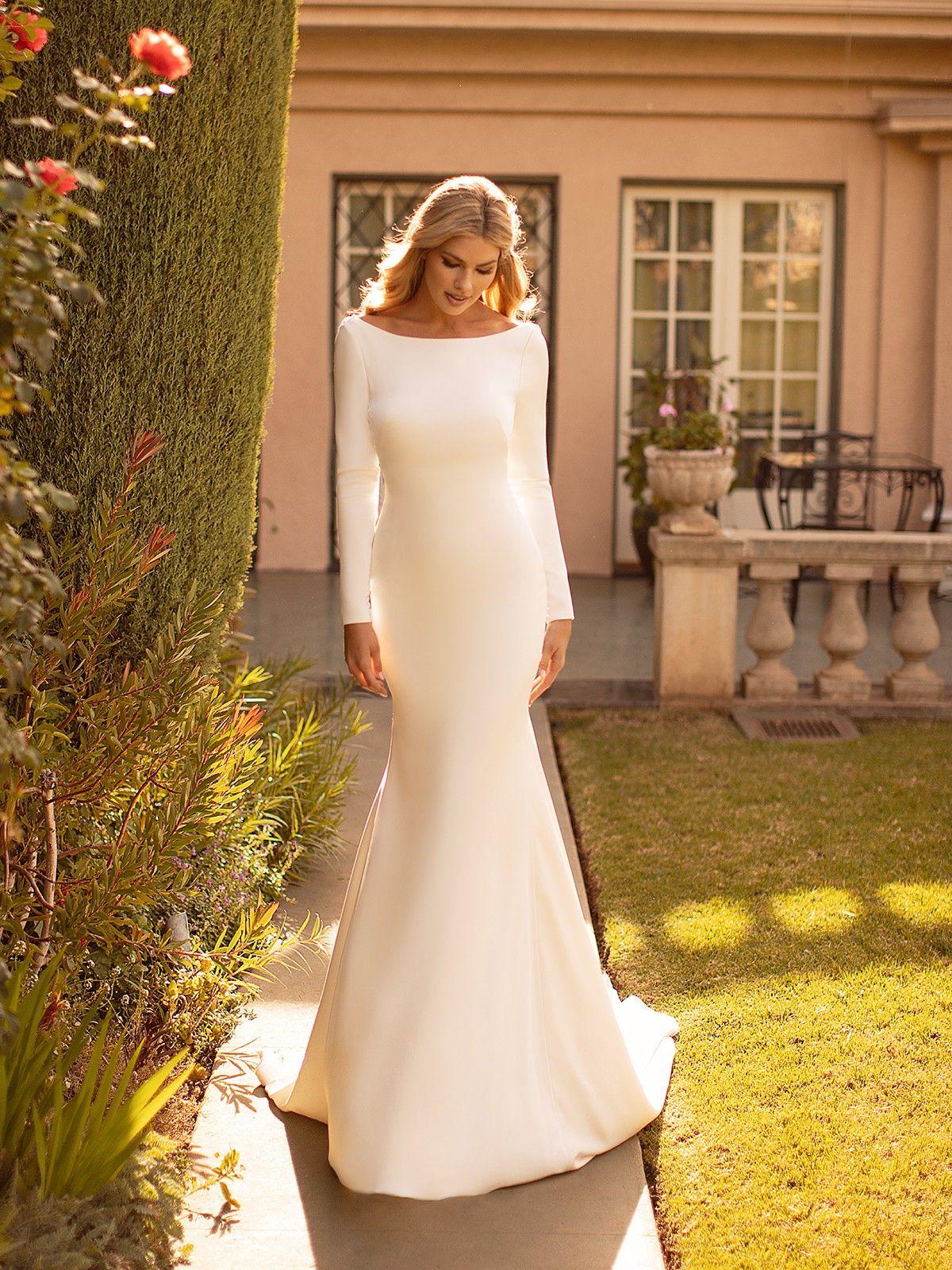 41+ Sabrina neckline wedding dress info