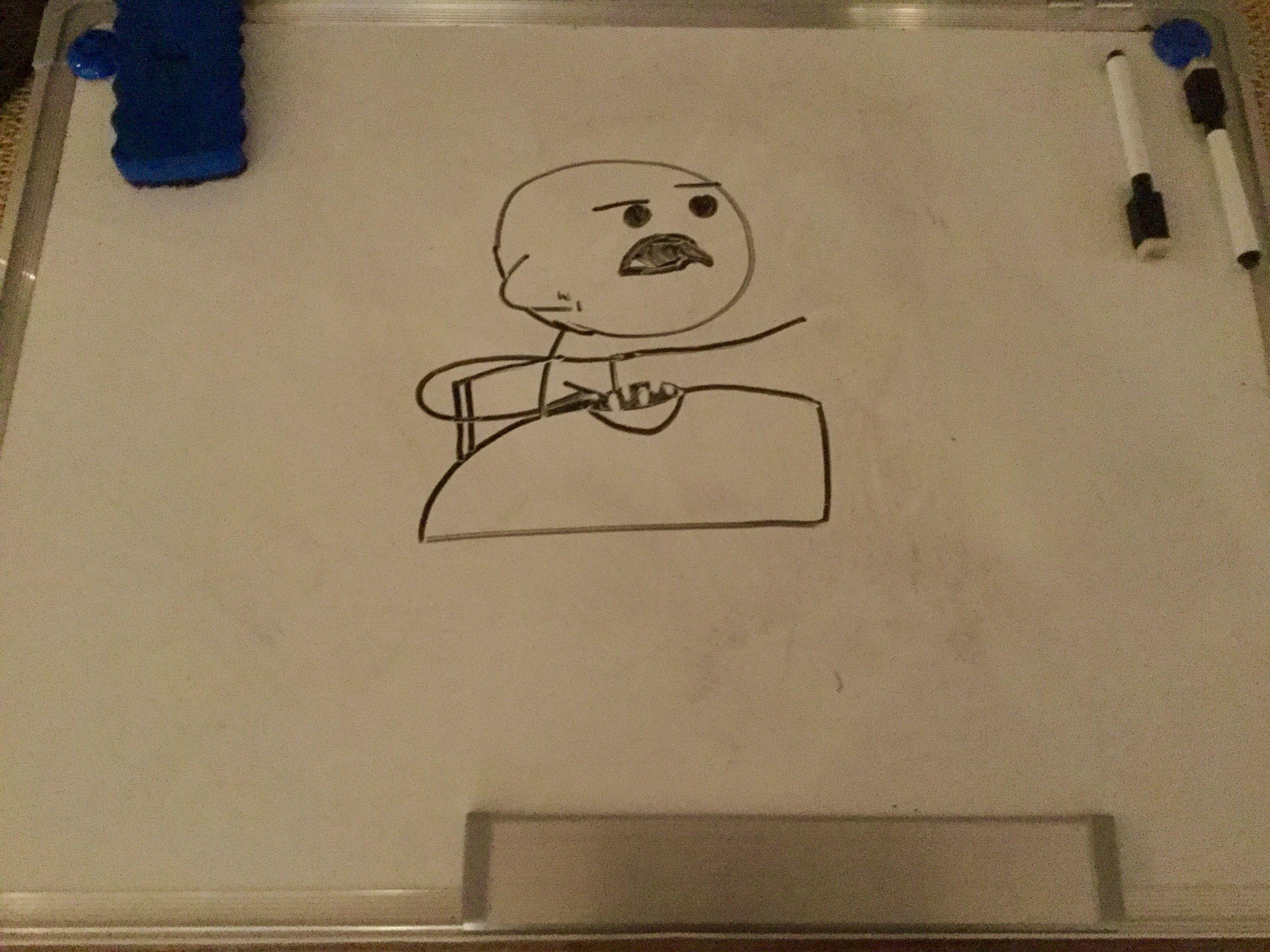 Whiteboard Meme Drawings Art Fictional Characters