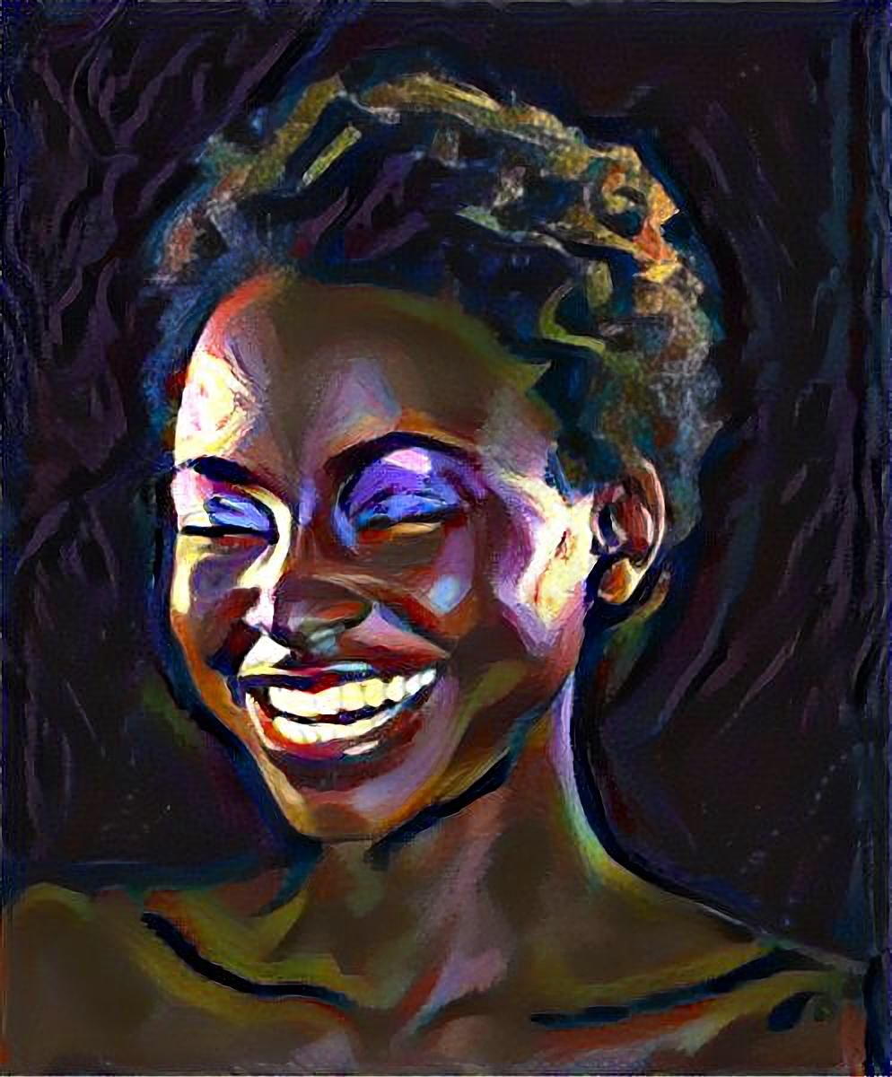 Pin By Valerie On African Pride Art Black Art Painting Black Love Art Portrait Painting