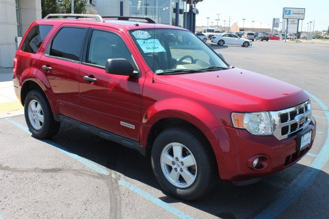 2008 Ford Escape Xlt 2 3l Suv Ford Escape Ford Escape Xlt Ford