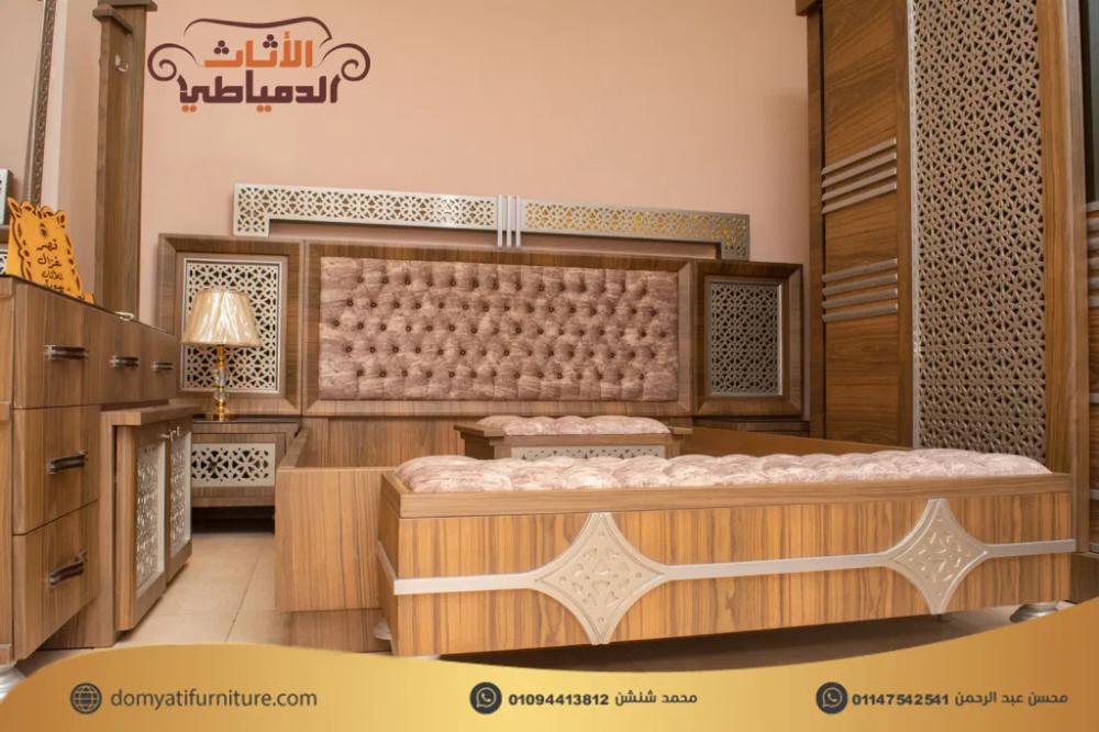 غرف نوم فاخرة كلاسيك ومودرن 2021 موقع الأثاث الدمياطي Classic Bedroom Modern Bedroom Home Decor