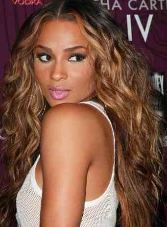 Honey Blonde Hair Color On Black Women Hair Color For Dark