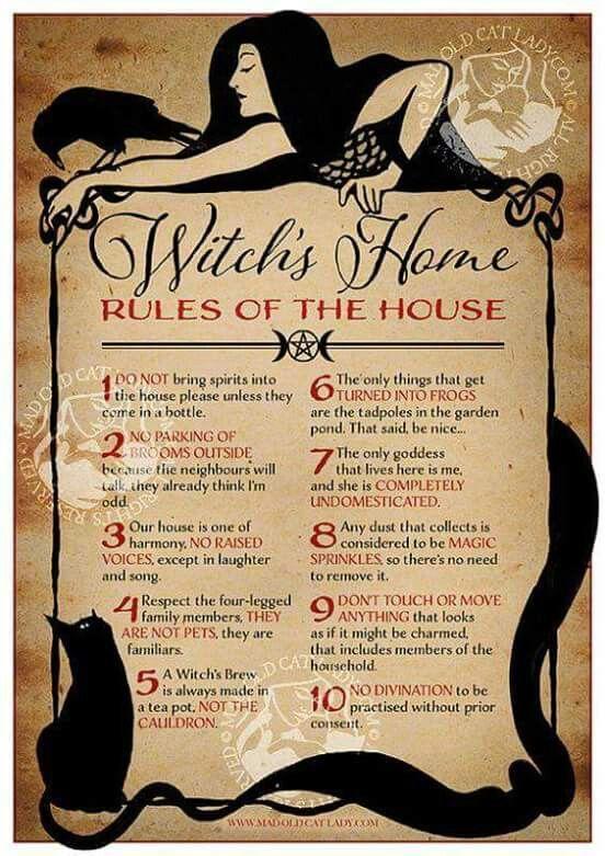 Pagan Home Decor