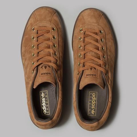 adidas Super Tobacco SPZL Wood Wood Night Marron Famous Three