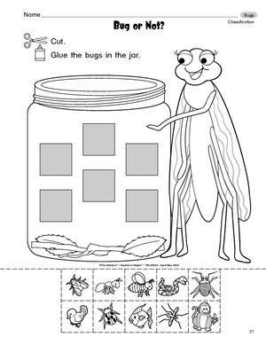 Results for bugs | worksheet | Guest - The Mailbox | bugs ...