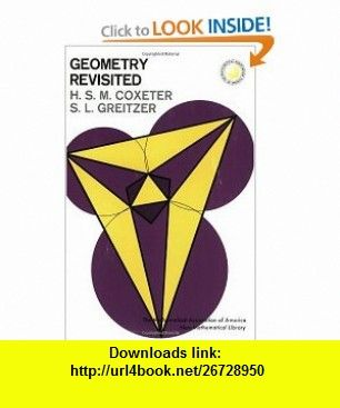 Geometry Revisited By Coxeter And Greitzer Download