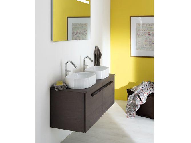 Pratiques et déco les doubles vasques ! | Salle de bains | Bathroom ...