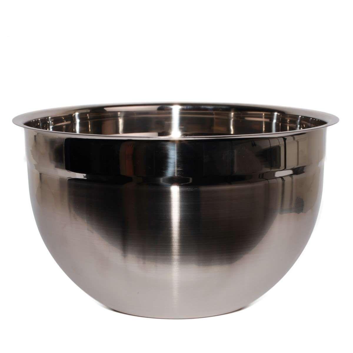 Stenfors, Skål 5 L, Rostfritt stål