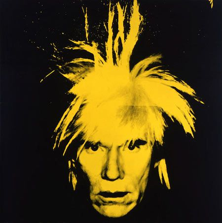 Andy Warhol, Self-Portrait