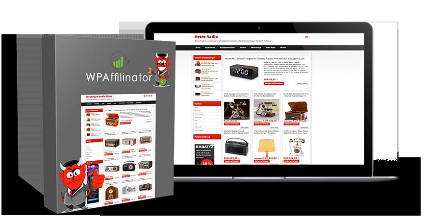 WPAfffilinator | Geld verdienen mit Wordpress & Amazon ...