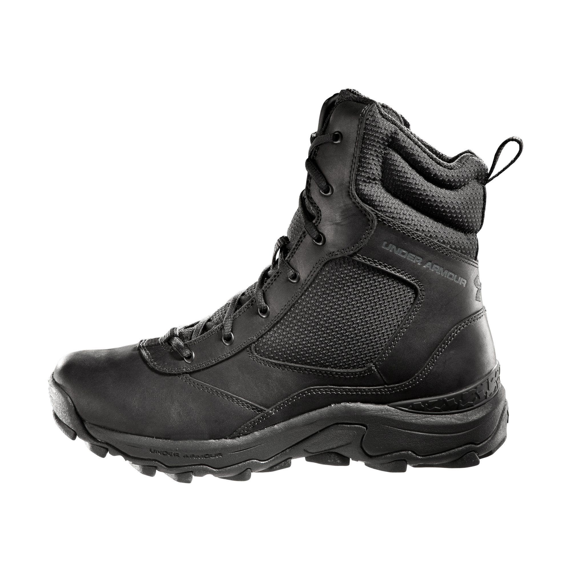 under armour men boots