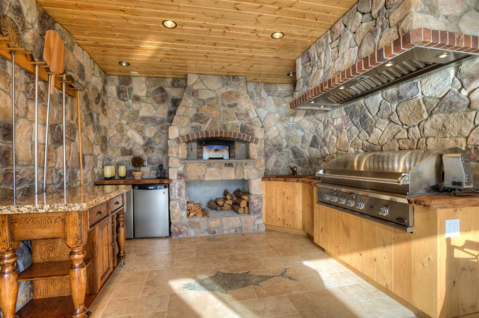 Impressive Brinkmann Smoke N Grill In Patio Traditional With Barbecue  Shelter Next To Build Outdoor Pizza Oven Alongside Summer Kitchen And  Backyard Bbq ...