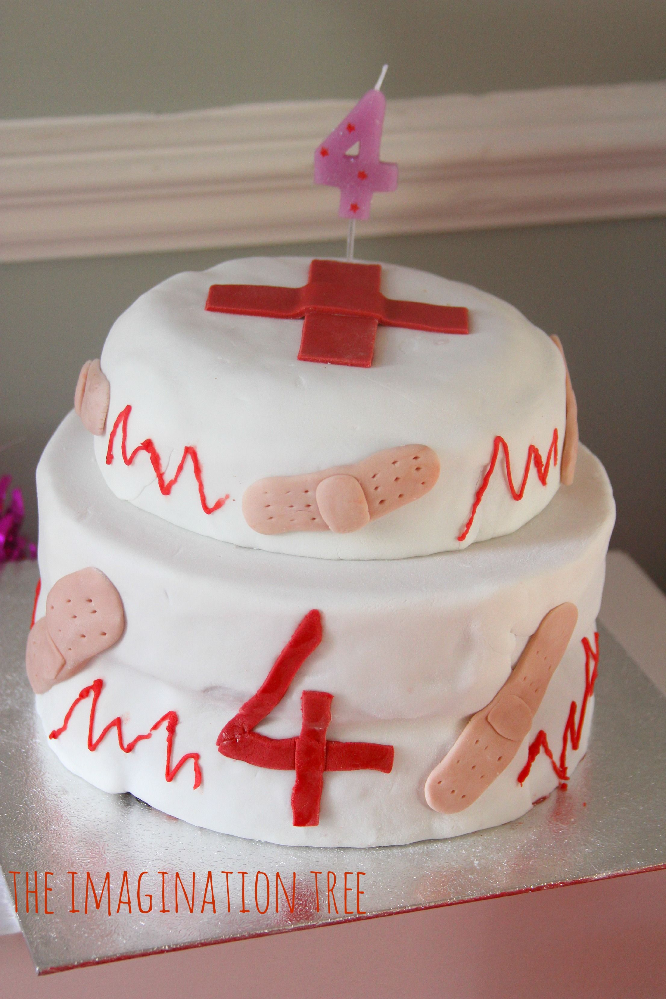 Doctor Themed Birthday Party Ideas And Games Themed Birthday