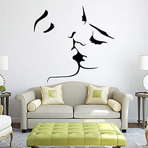 Wall Murals for Living Room Dormitorio Sof/á Tel/ón de fondo de la pared de fondo de la pared originalidad Pegatinas de regalo DIY Tatuajes de pared Decoraci/ón de pared Decoraciones de la pare