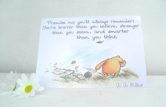 Winnie the pooh classic quote keep me in your heart mothers day winnie the pooh classic quote keep me in your heart mothers day birthday card on etsy 397 m4hsunfo