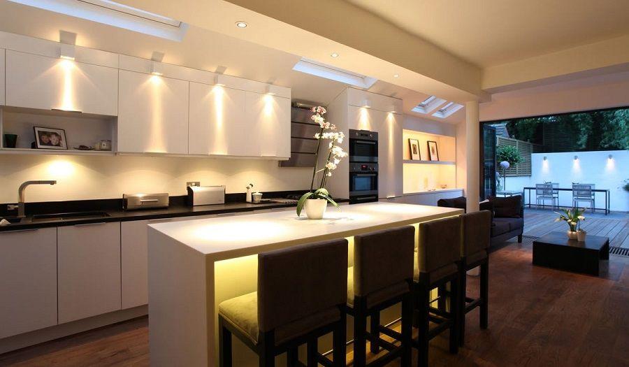 Lujo Al Cocina Salem Iluminación Co Ltd Foto - Ideas Del Gabinete de ...