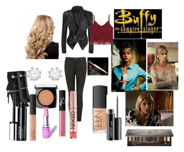 Buffy The Vampire Slayer Halloween Outfit\