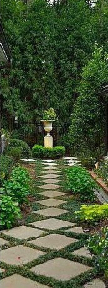 It Could Require Some Severe Maintenance, But Nonetheless, It Certainly Is  Gorgeous! A Decent Pathway Can Totally Alter A Garden. Landscaping Wood  Isnu0027t ...
