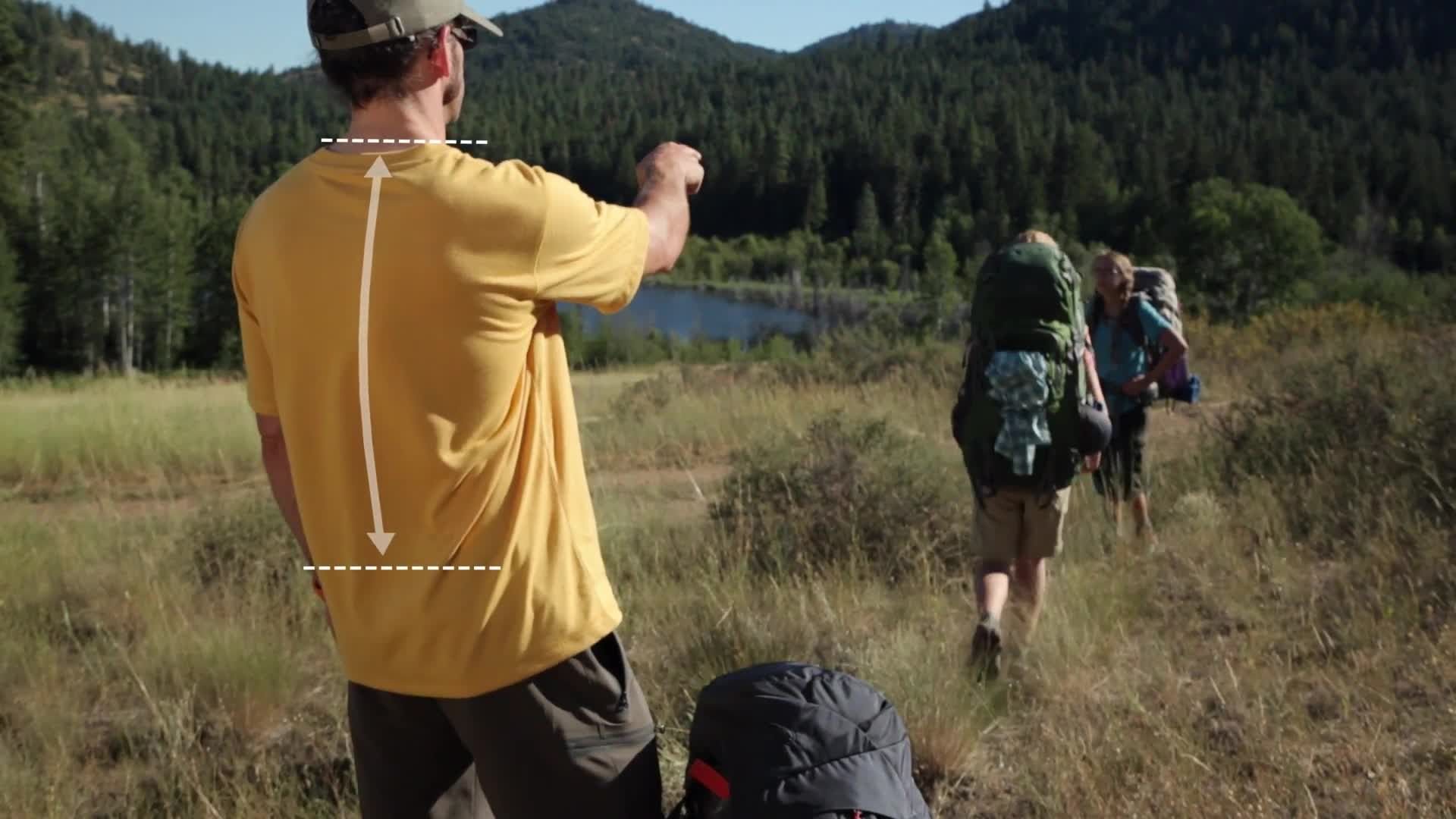 Backpacks: Finding Your Torso and Hip Size - REI Expert Advice