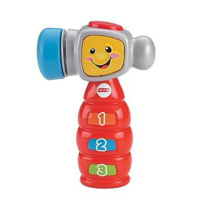 Fisher Price Laugh Learn Tap N Learn Hammer Kohls Music Toys Toddler Learning Fisher Price