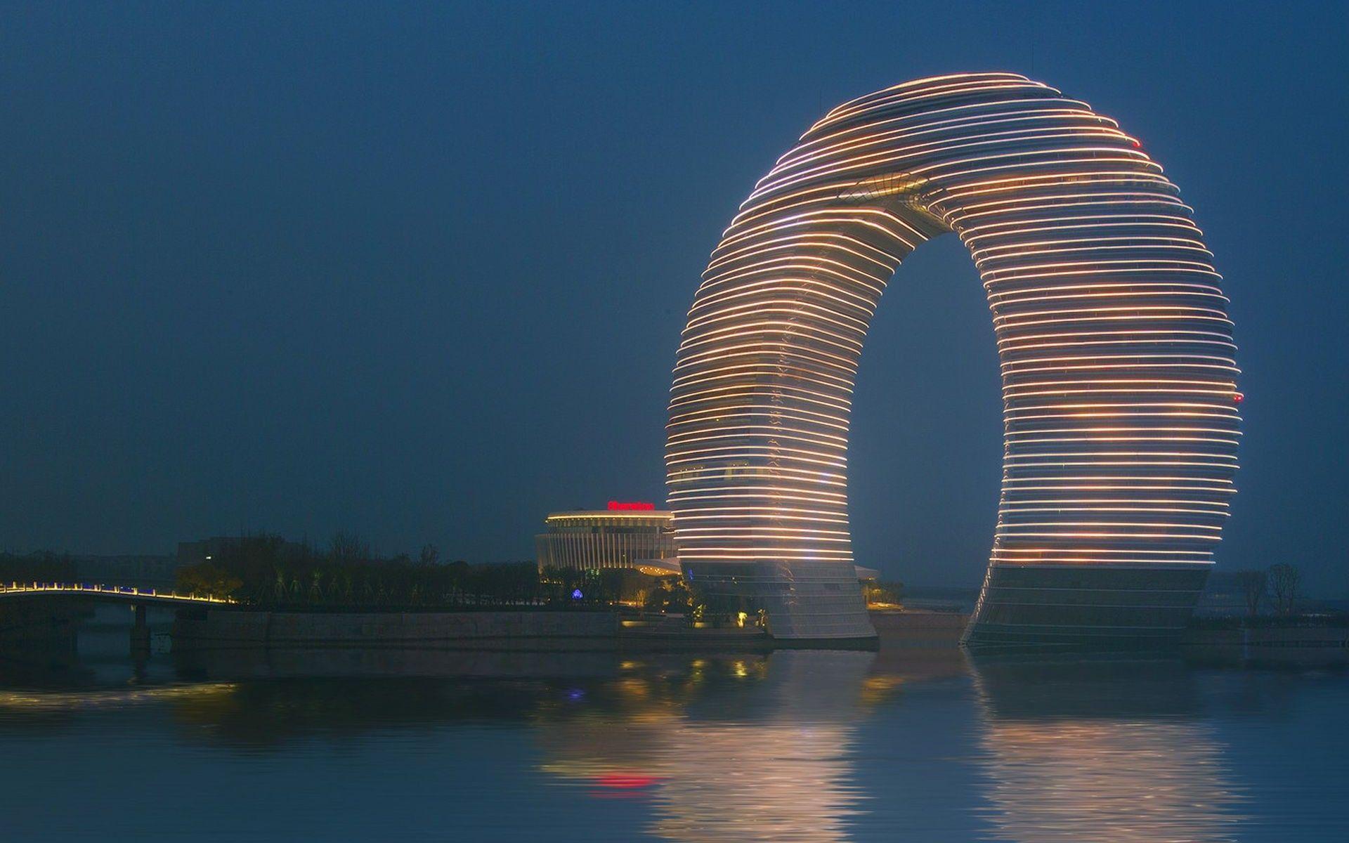 Sheraton Huzhou Hot Spring Resort China Chinese