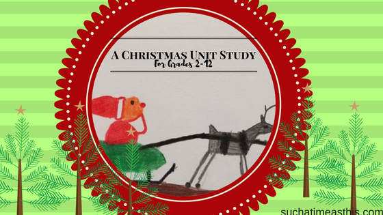 Christmas Comes to America {Christmas Unit Study Review}  The Holidays are a great time to change up the pace of your homeschool and study what is going on