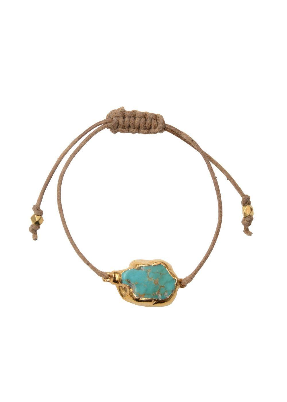 Desert Essence Turquoise Bracelet