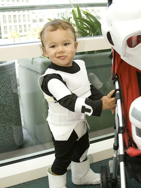 Aw baby storm trooper  sc 1 st  Pinterest : stormtrooper costume toddler  - Germanpascual.Com