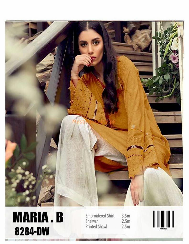 8d2d96f2bc Maria B. Luxury Embroidered Lawn Collection at Retail and whole sale prices  at Pakistan's Biggest Replica Online Store Maria B. Luxury Embroidered Lawn  ...