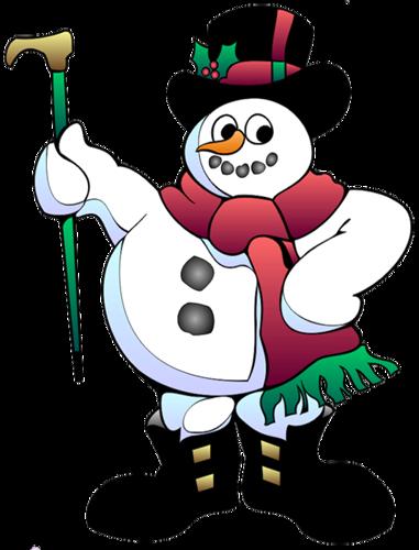 Снеговики png без фона   Снеговик
