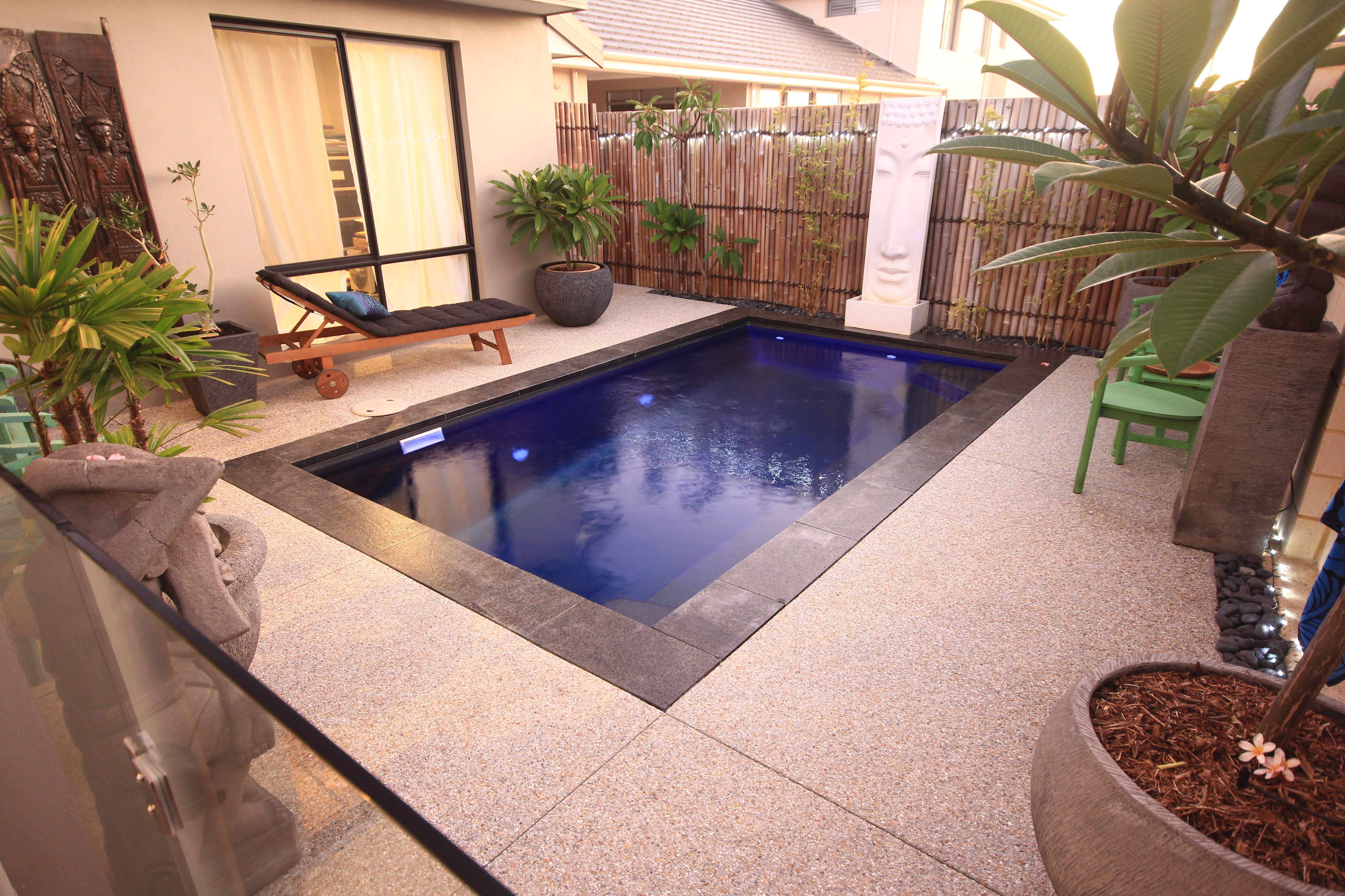 Verona 4.5m x 2.5m Swimming pools, Small pools, Verona