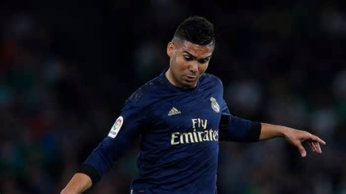 Not thinking about winning La Liga: Real Madrid's Casemiro . Get the latest news for #realmadrid inside pinterest on this board. Dont forget to Follow us. #realmadridnews #realmadridgoal #realmadridfootball #viraldevi. April 04 2020 at 06:21PM