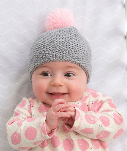 Bobble Hat Knitting Patterns For Precious Babys Little Head Baby