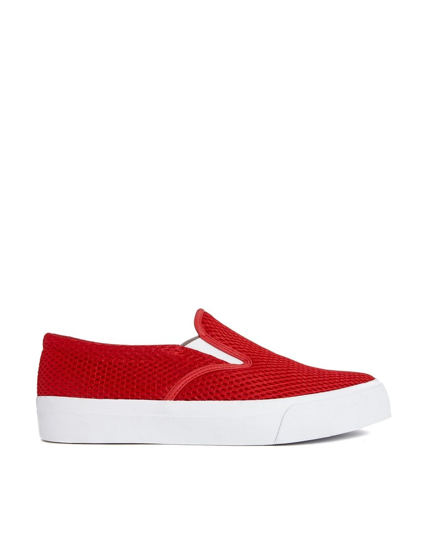 can t get enough of slip-ons Plimsolls 898c13961