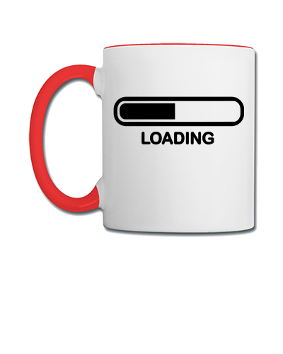 loadiung - Coffee/Tea Mug