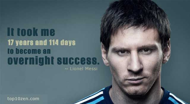 f5de6dab9 Lionel Messi    10 Inspirational Soccer Quotes That Will Kick You In The  Balls