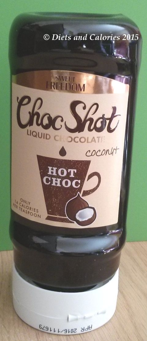 Sweet Freedom Choc Shot Coconut Review Choc Shot Smoothie Drinks Coconut
