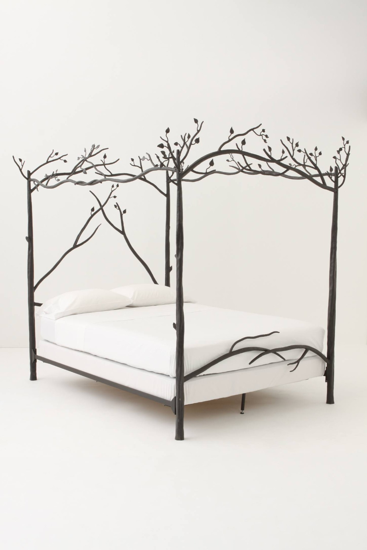 - Forest Canopy Bed In 2020 Hausmöbel, Baumbett Und Haus Deko