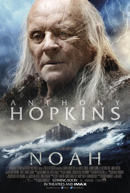 Anthony Hopkins In Noah Kinematograf Filmy Kinoteatr